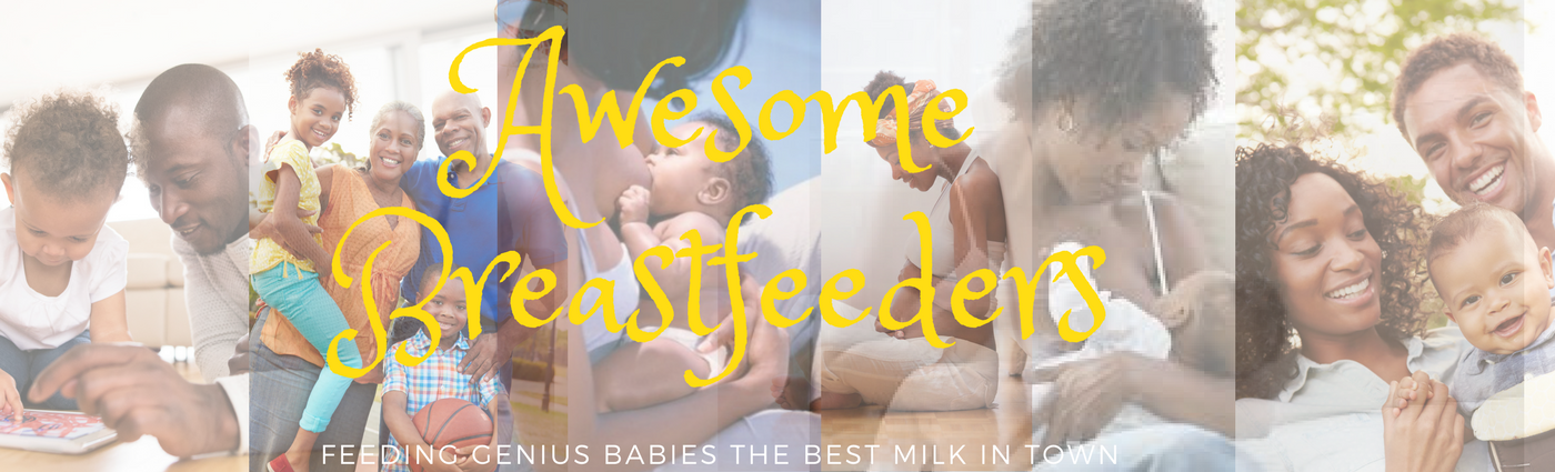 Awesome Breastfeeders Spreadshirt Header